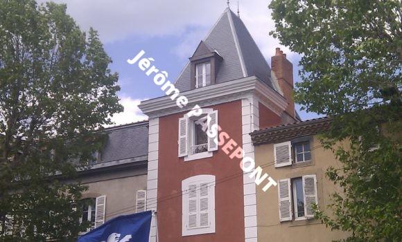 Couverture zinguerie ardoise Jérôme PASSEPONT