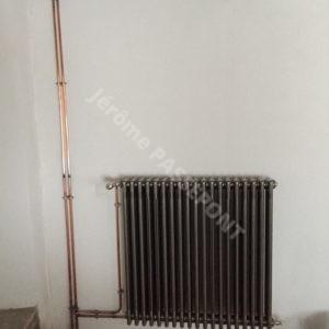 Chauffage avec radiateur déco Charleston Passepont Jérôme 1