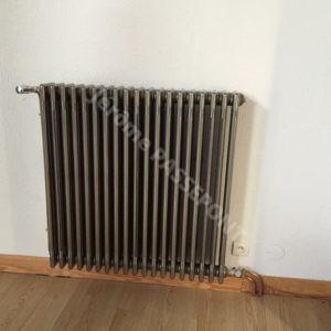 Chauffage avec radiateur déco Charleston Passepont Jérôme